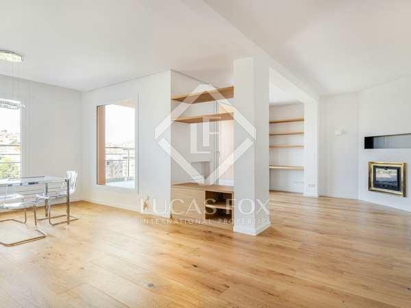 Ático de 181m² con 18m² de terraza en alquiler en Turó Park
