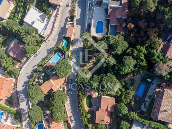800m² Plot for sale in Lloret de Mar / Tossa de Mar