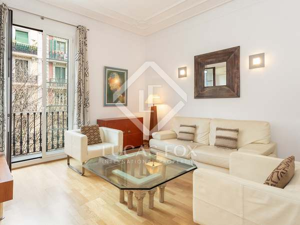 80m² Apartment for rent in Eixample Left, Barcelona