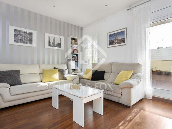 70m² Apartment with 56m² terrace for sale in Gràcia
