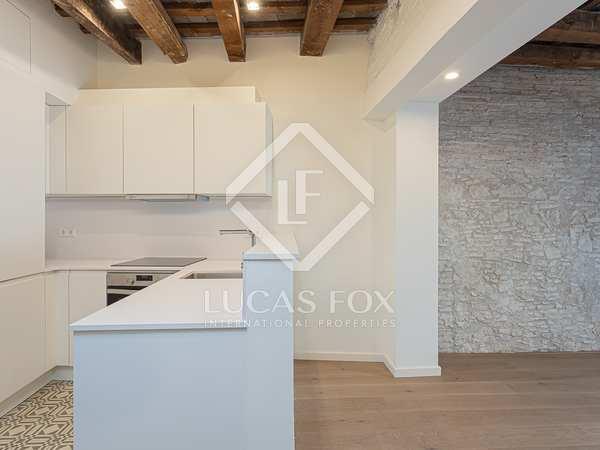 Ático de 67m² con 16m² terraza en venta en Gótico