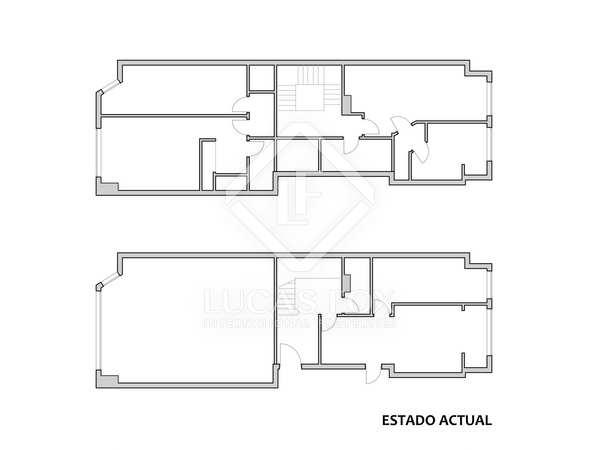 201 m² apartment for sale in Ruzafa, Valencia