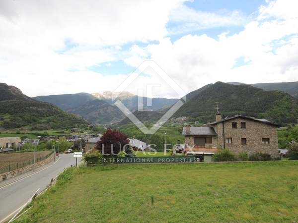 Parcel·la de 720m² en venda a La Massana, Andorra