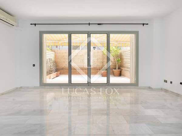 Casa de 145 m² con 55 m² de terrazas en alquiler en Les Corts