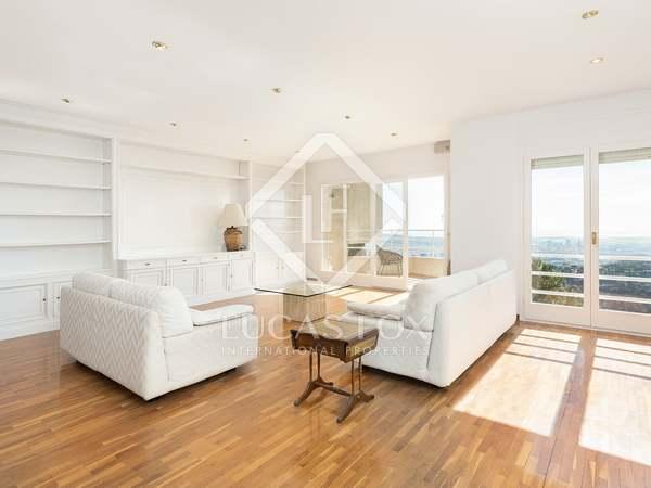 278m² Apartment with 12m² terrace for sale in Vallvidrera