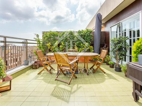 250m² Penthouse for rent in Eixample Left, Barcelona