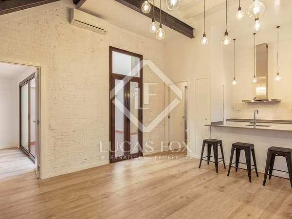 Appartement van 87m² te koop met 50m² terras in Gracia
