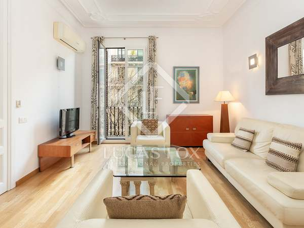 80m² Apartment for sale in Eixample Left, Barcelona