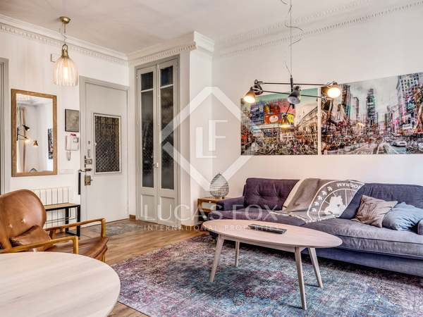 83 m² apartment for sale in Sant Antoni, Barcelona