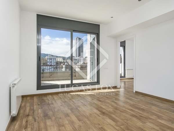 Penthouse van 98m² te huur met 14m² terras in Eixample Links