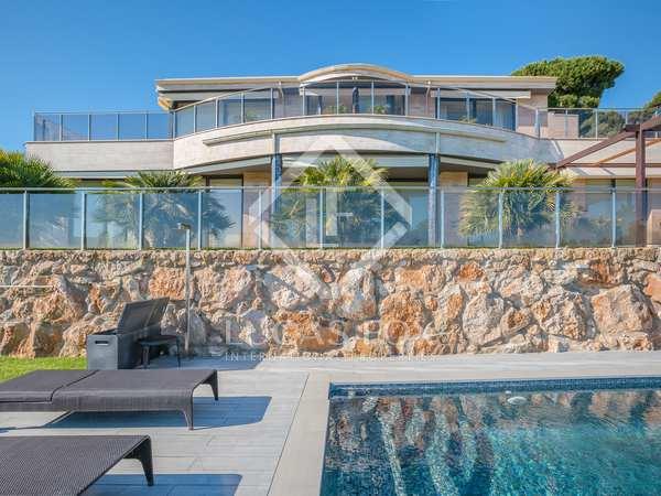 Villa de 449 m² en venta en una urbanización en Tossa de Mar