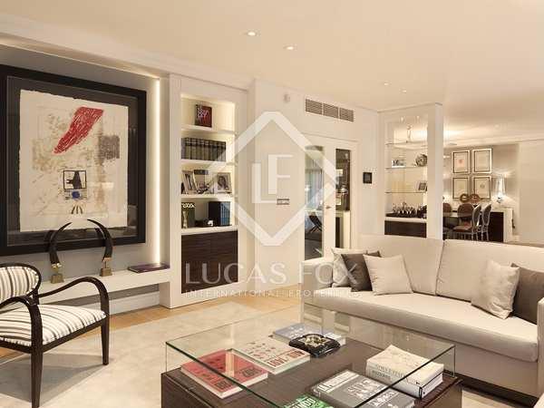 Propiedad de 4 dormitorios en venta en el centro de Madrid