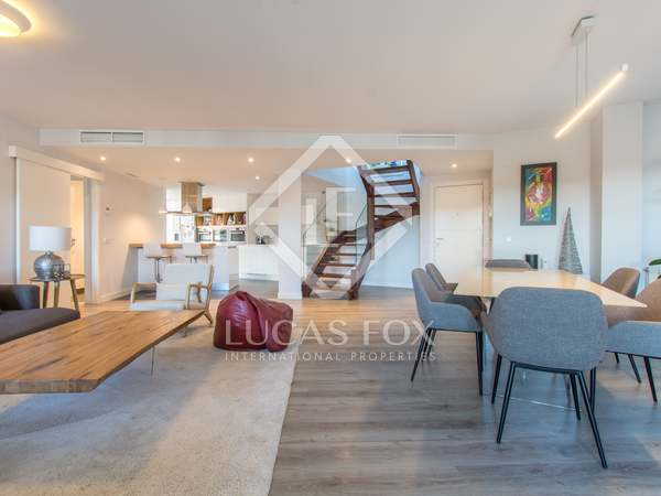 185m² Apartment with 45m² terrace for sale in Pozuelo