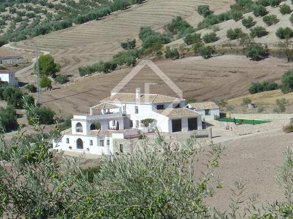 Casa de campo de nueva construcción en venta, Granada