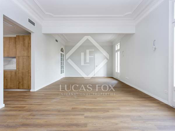 145m² Apartment for rent in Eixample Right, Barcelona