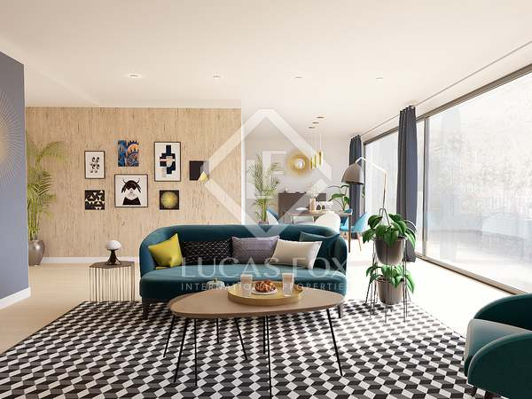 Appartement van 180m² te koop met 30m² terras in Pedralbes