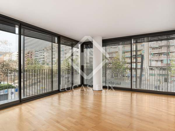 Appartement de 105m² a vendre à Gràcia avec 29m² terrasse