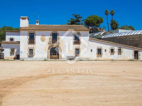 Maison de campagne de 700m² a vendre à Tiana, Maresme