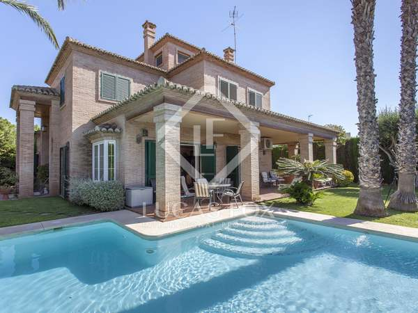 550m² House / Villa with 80m² terrace for sale in Godella / Rocafort