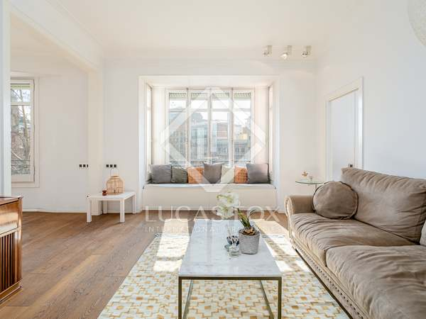 128m² Apartment for rent in Eixample Right, Barcelona
