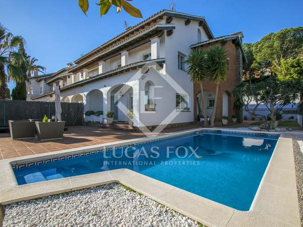 Villa de 331 m² en venta en Premià de Dalt, Maresme