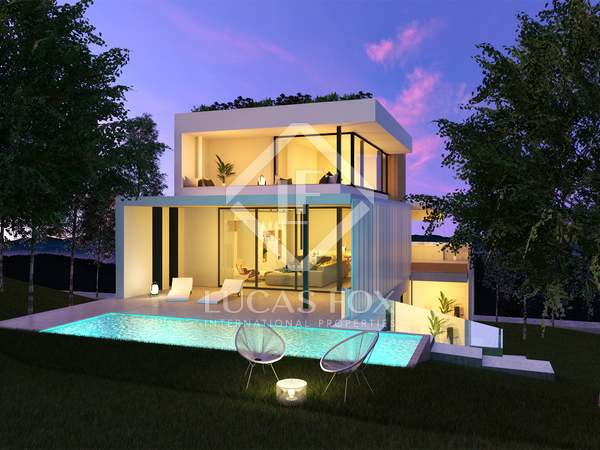 500m² House / Villa with 116m² garden for sale in Sant Cugat