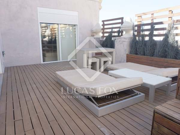 105 m² penthouse with a terrace for sale in Sant Francesc