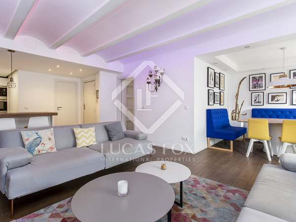 135m² Apartment for rent in Gótico, Barcelona