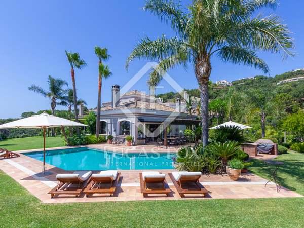 1,419m² House / Villa for sale in La Zagaleta