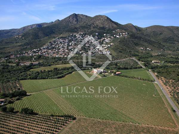 3,425 m² vineyard estate for sale in Alt Empordà, Girona