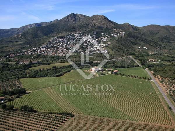 Finca vitivinícola de 3.425 m² en venta en Alt Empordà