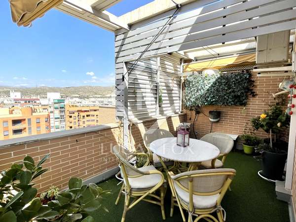 182m² Penthouse with 15m² terrace for sale in El Campello