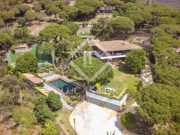 Villa en venta en Sant Andreu de Llavaneres, España