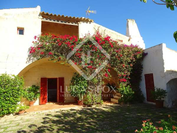 580m² Country house for sale in Ciudadela, Menorca