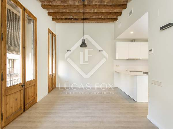 60 m² apartment for rent in Gracia, Barcelona