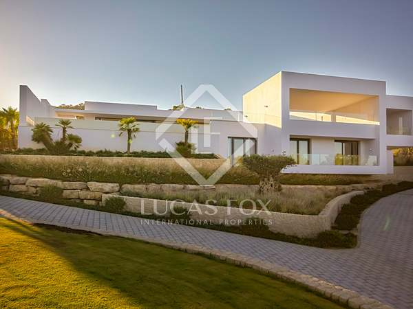 Особняк на продажу в Сан Хосе – элитная недвижимость на Ибице