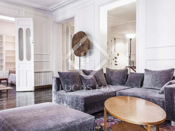 Квартира 200m² аренда в Кортес / Уэртас, Мадрид