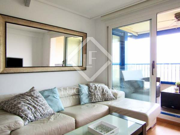 101 m² apartment with  terrace for sale in Patacona