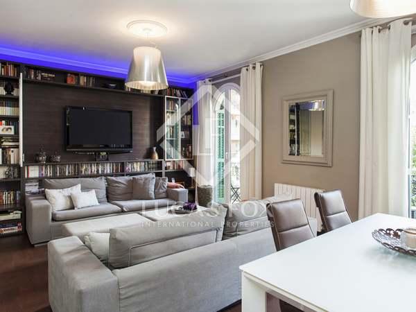 Appartement van 105m² te huur in Eixample Links, Barcelona