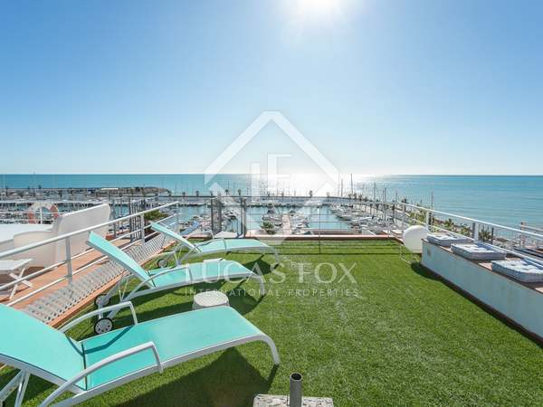 125m² House / Villa with 13m² terrace for sale in Sitges Town