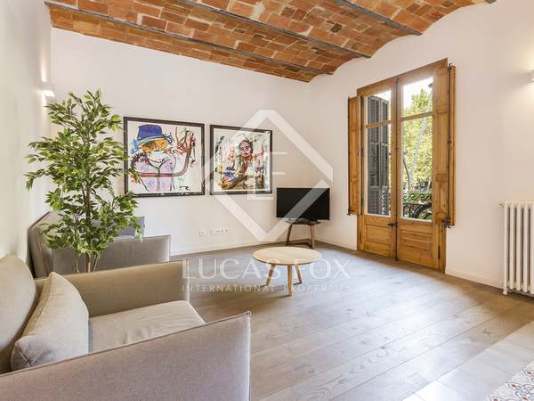 132m² Apartment for sale in Eixample Left, Barcelona
