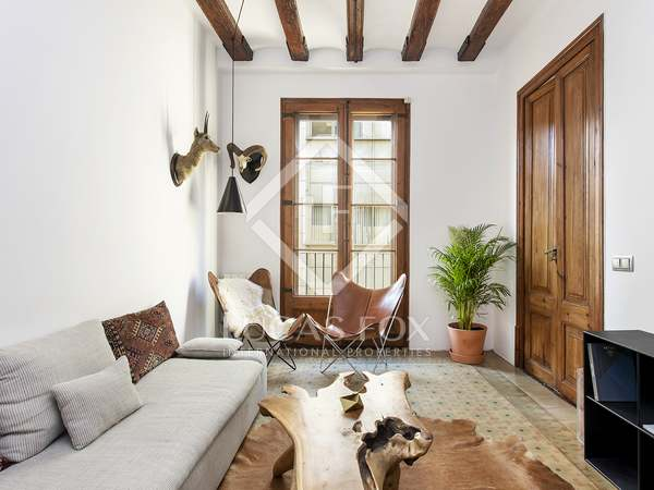 80m² Apartment for rent in El Raval, Barcelona