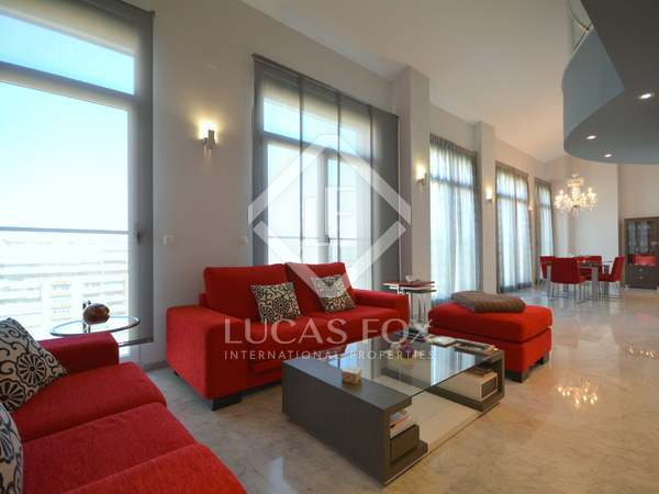 241m² Penthouse for sale in Sant Francesc, Valencia