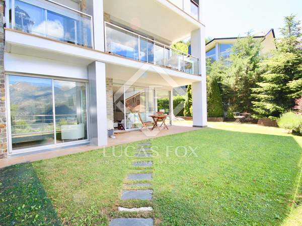 187 m² apartment with 260 m² garden for sale in La Massana