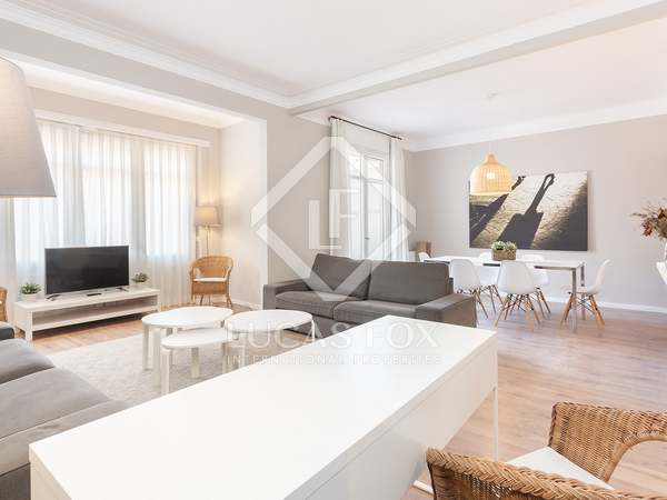 140m² Apartment with 35m² terrace for sale in Sant Gervasi - Galvany