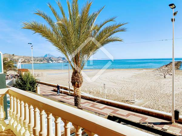 230m² Apartment for sale in Playa San Juan, Alicante