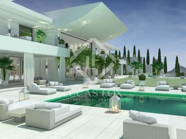 在 La Zagaleta, Costa del Sol 1,520m² 出售 豪宅/别墅 包括 花园 1,211m²