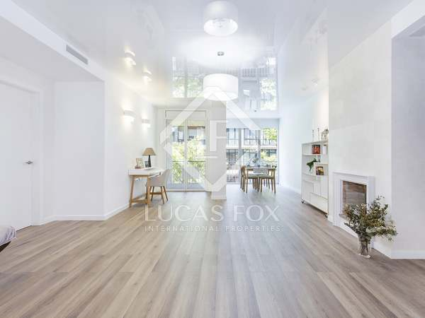 Beautiful 2-bedroom apartment for sale in Sant Gervasi, Barcelona