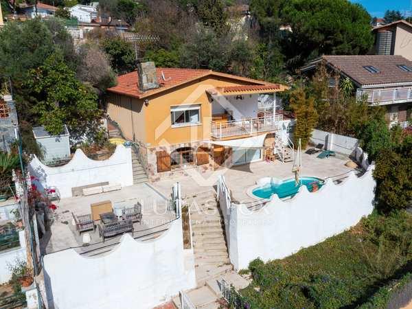 122m² House / Villa for sale in Alella, Barcelona