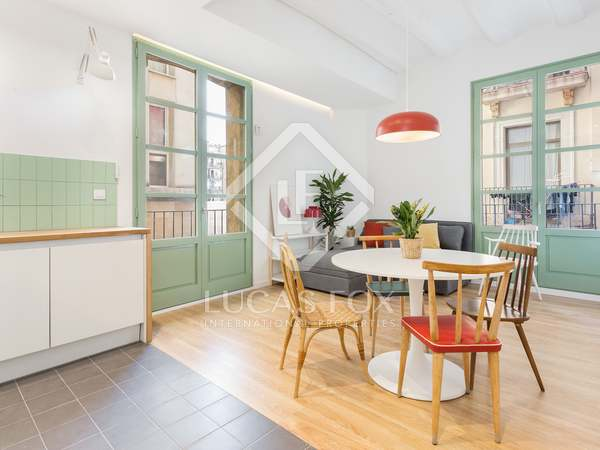 58m² Apartment for sale in El Raval, Barcelona